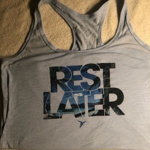 Workout tank top old navy
